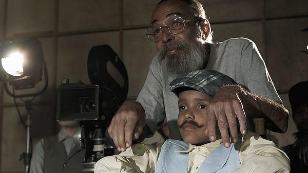 """Kadr z filmu """"Film Carlinho"""" (O filme de Carlinhos), reż. Henrique Filho"""