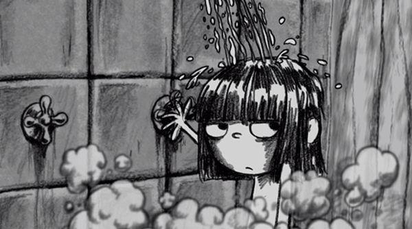 Kadr z filmu Kropelkę, proszę (Gotita Por Favor)