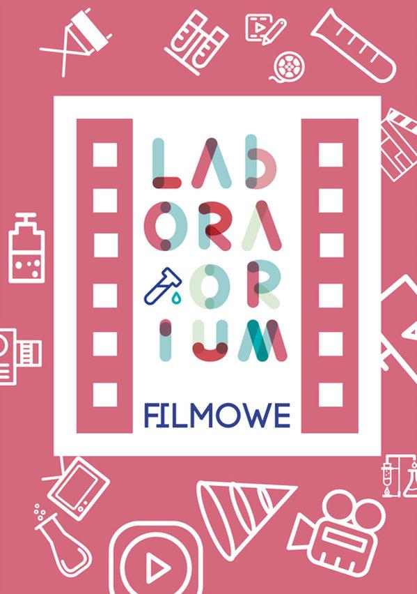 """Okładka publikacji """"Laboratorium filmowe"""""""