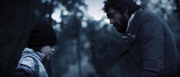 Kadr z filmy Podarunek (El Regalo)